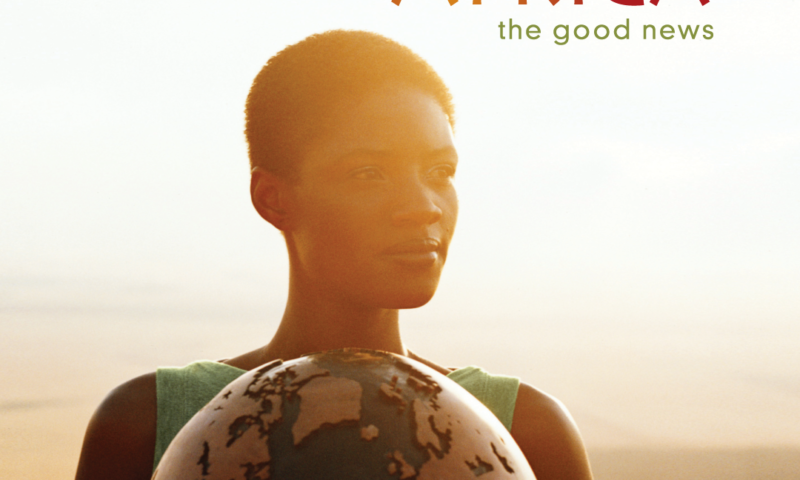 AFRICA THE GOOD NEWS COFFEE TABLE BOOK
