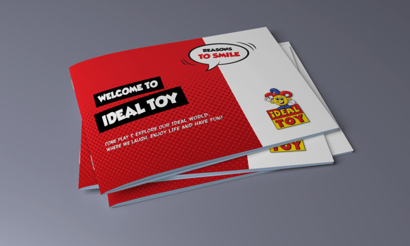 IDEAL TOY COMPANY PROFILE